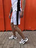 "🔥 Футболка Поло Pobedov ""Spartak"" White, фото 3"