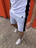 "🔥 Футболка Поло Pobedov ""Spartak"" White, фото 4"