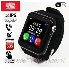 Часы Smart Watch V7k (розовые, голубой, черные), фото 3