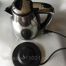 Электрический чайник Dоmotec DT-801, фото 3