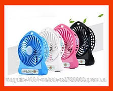 Мини вентилятор mini fan xsfs-01 работает от 18650