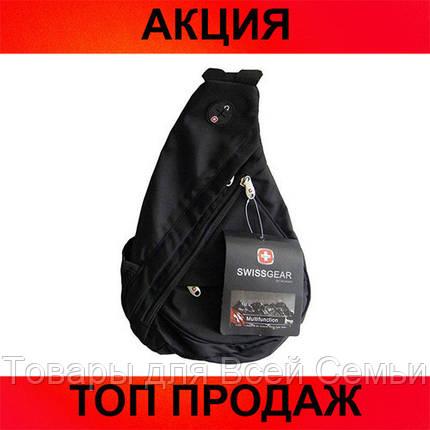 Однолямочный рюкзак Swіss GEAR Small!Хит цена, фото 2