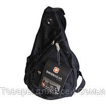 Однолямочный рюкзак Swіss GEAR Small!Хит цена, фото 3