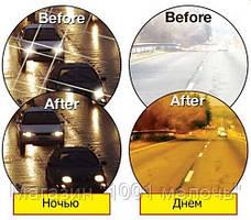Антибликовый козырек HD Vision Visor, Солнцезащитный козырек для авто, фото 2