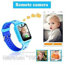 Sale! Умные смарт часы телефон детские S9 Smart Baby Watch S6 с трекером слежения, фото 2