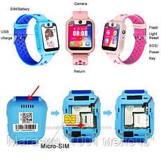 Sale! Умные смарт часы телефон детские S9 Smart Baby Watch S6 с трекером слежения, фото 3