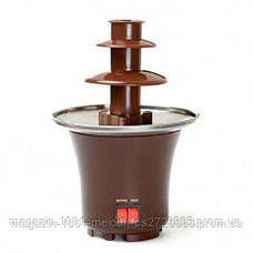 Фонтан шоколадный Фондю Mini Chocolate Fondue Fountain, фото 3