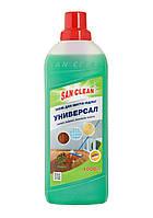 Средство для мытья пола (Универсал) с хвойным ароматом 1000мл - Сан Клин