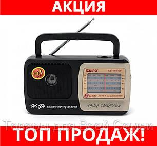 Радиоприемник KIPO KB 408 AC!Хит цена, фото 2