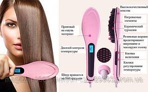 Расческа Fast Hair Straightener HQT 906, фото 3