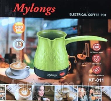 Электрическая турка Mylongs KF-011