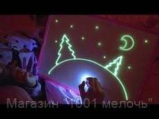 Набор для рисования Рисуй светом А5, фото 3