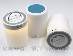 Колонка S-66 Touch sound lamp, фото 2
