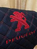 Чехлы-накидки на сиденья с вышивкой логотипа, фото 8
