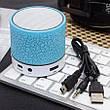 Колонка портативная светящаяся S60 (USB, microSD, Bluetooth), фото 4