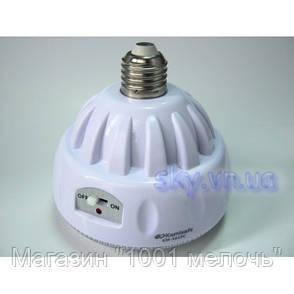 Лампа фонарь светодиодная Kamisafe KM-5610C 2.5W 220V E27, фото 2