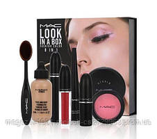 Набр косметики МАС 8in1 LOOK IN A BOX FASHION COLOR, фото 3