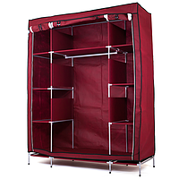 Складной тканевый шкаф HCX Storage Wardrobe 88130, фото 2