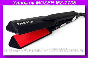 PRO MOZER MZ-7735,Утюжок Выпрямитель для Волос Pro Mozer, фото 2