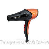 Фен для волос GEMEI GM-1766 2.6кВт АС!Хит цена, фото 2