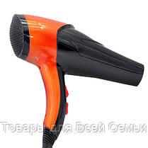 Фен для волос GEMEI GM-1766 2.6кВт АС!Хит цена, фото 3