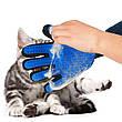 Перчатка для животных Pet Gloves синие, фото 2