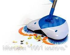 Швабра-метла Hurricane spin broom, фото 3