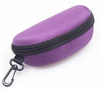 Футляр для очков Case Solid MYF00162 Фиолетовый taukrp3000162tw, КОД: 988227
