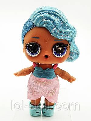 Кукла LOL Surprise 2 Серия LOL Surprise Splash Queen - Морская королева Лол Сюрприз Без Шара Оригинал Одежда