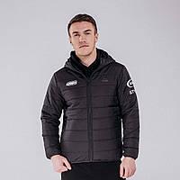 Куртка мужская Peak Sport F583007-BLA M Черный 6941163032993, КОД: 1345349
