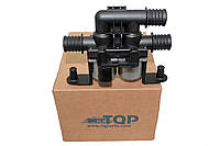 Клапан отопителя, клапан печки, водяной клапан JQD000010, Land Rover Range Rover (L322) 02-10 (Ленд Ровер Ренж