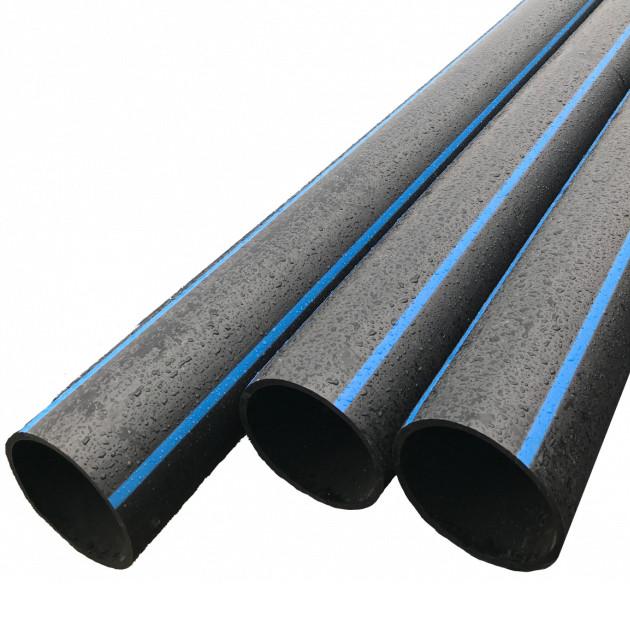 Труба д/водопровода D 200х9,6мм 8 Атм SDR 21 ПЕ  100