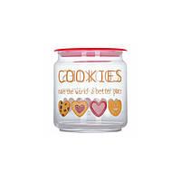 Банка для сыпучих Luminarc CookiesStoringBox P6019 750 мл