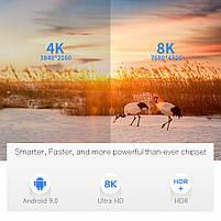 Смарт приставка X96 MAX PLUS 4/32 ГБ (Тв бокс приставки на андроїд mini), фото 9