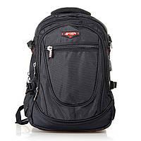 Мужской нейлоновый рюкзак цвет черный Power In Eavas 30*45*20 см (312 black)