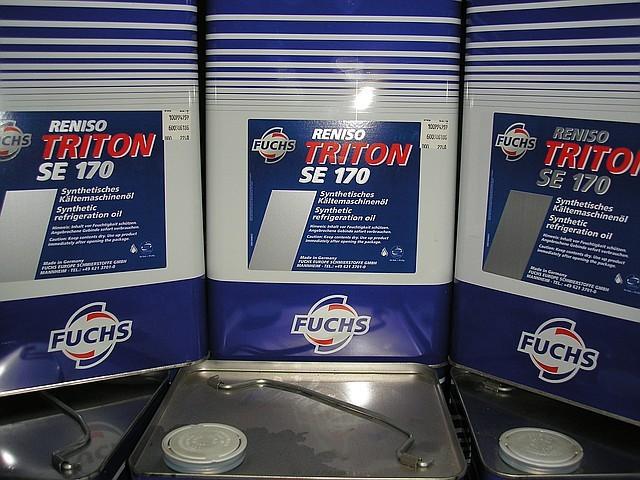 Масло холодильное Se 170 Reniso Triton (20 л\канистра)