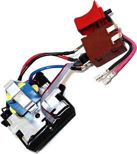 Кнопка для шурупокрута Bosch GSR 18-2-LI Plus (160723359P)