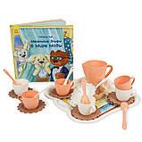 """Набор детской игрушечной  посуды """"Сказки в мире моды"""" 39409, фото 2"""