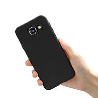 Чехол Style для Samsung A5 2016 A510 A510H бампер матовый Черный
