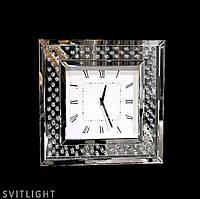 Зеркальные настенные часы 15js0016