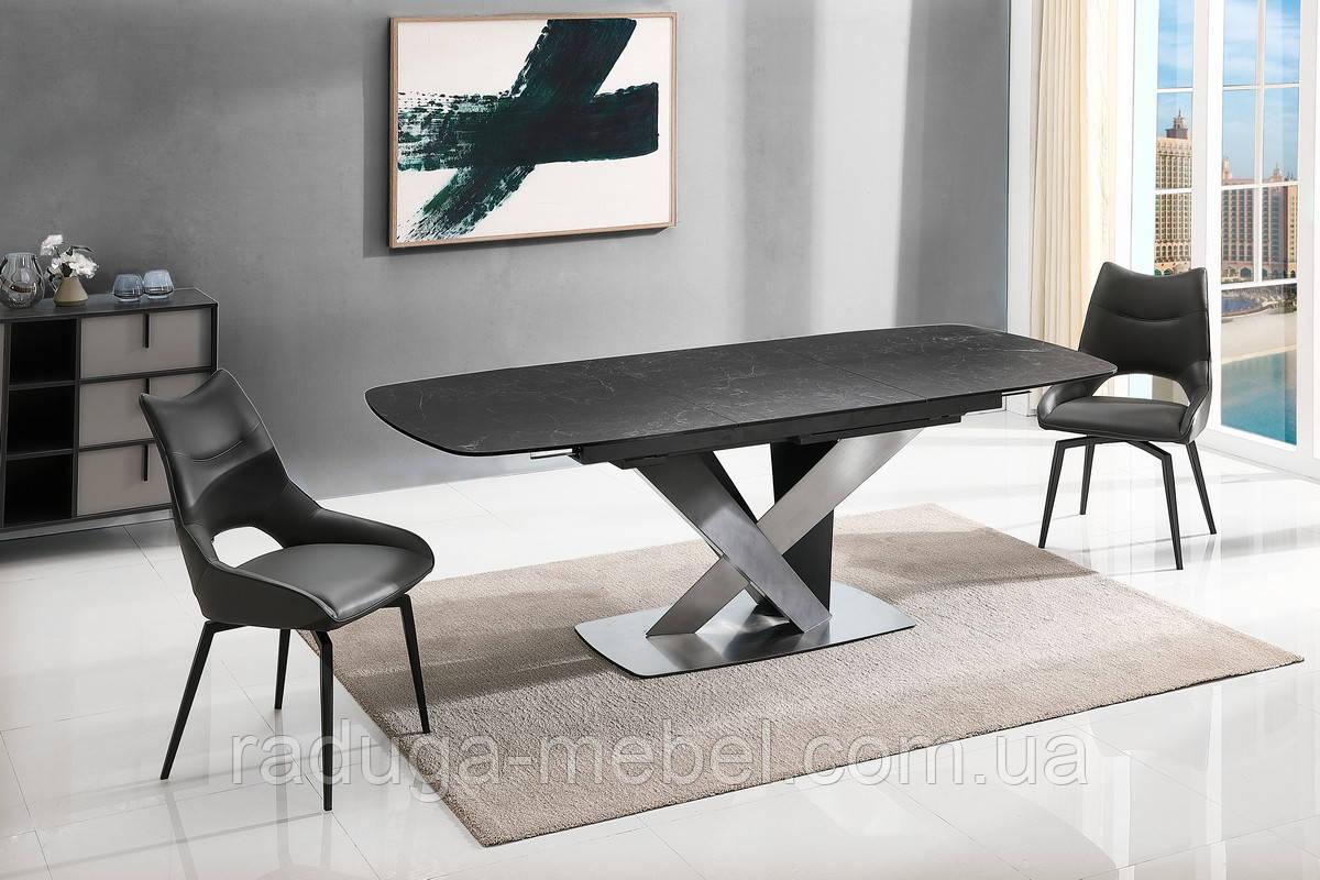 Стол керамический TML-805 графит