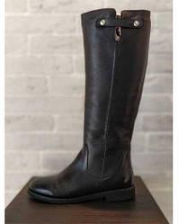 Зимові жіночі чоботи Goergo 32254V2 натуральна шкіра, останній розмір 38