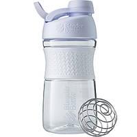 Бутылка-шейкер спортивная BlenderBottle SportMixer Twist 590ml White SKL24-144930