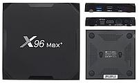 Налаштовані смарт тв приставки X96 MAX PLUS 4/64 ГБ (інтернет тв приставки на андроїд), фото 9