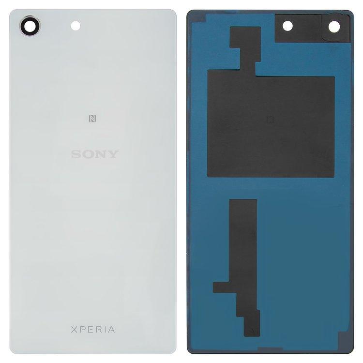 Задняя крышка Sony E5603 Xperia M5 | E5606 | E5633 | E5653 | E5663, белая