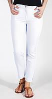 Брюки Mirolia-343 белорусский трикотаж, белый, 48