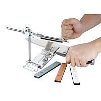 Точильный станок Ruixin Touch Pro Steel + камни 4шт точилка для заточки ножниц ножей нож