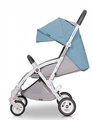 Коляска EasyGo Minima Plus niagara голубая