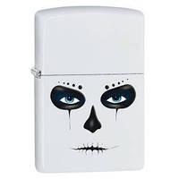 Зажигалка Zippo 28828 Skull Mask