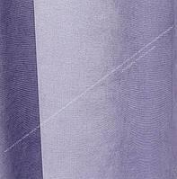 Шторная ткань, однотонная ткань для штор на метраж Далтон в цвете сирени